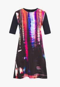 PS Paul Smith - Jersey dress - navy/multicolor - 4