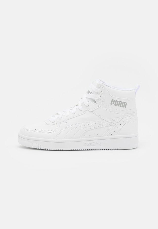 REBOUND JOY UNISEX - Sneakers hoog - white/limestone