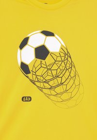 GAP - BOY GRAPHICS - Print T-shirt - bright lemon meringue - 2