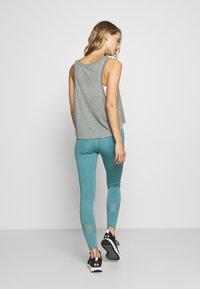 Even&Odd active - Leggings - blue - 2