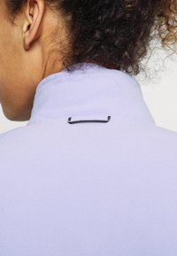 The North Face - GLACIER FULL ZIP - Giacca in pile - sweet lavender - 4