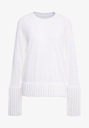 Pullover - white