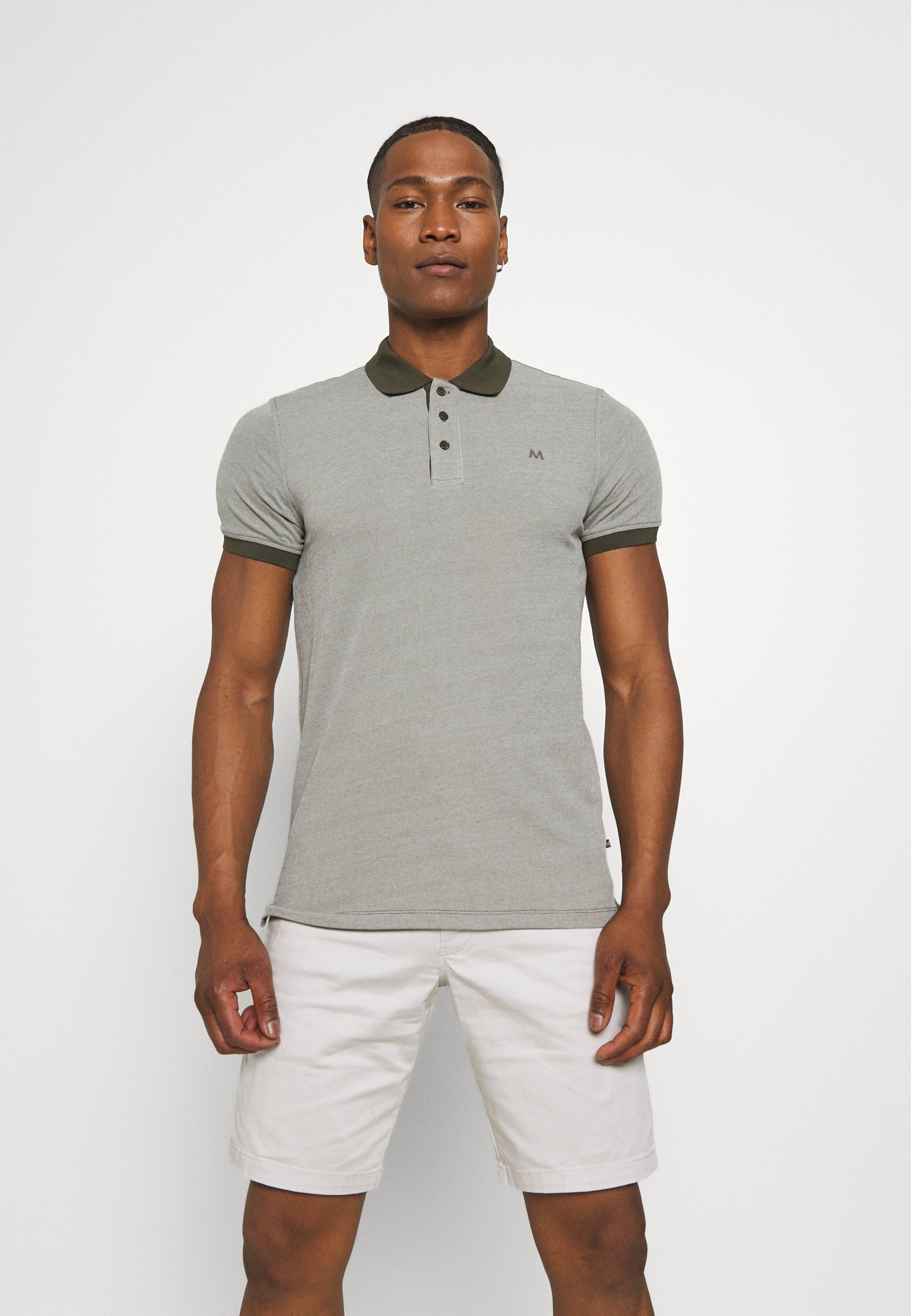 Men MAPOLEO TECH - Polo shirt