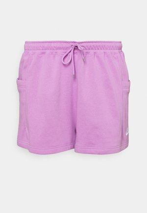AIR PLUS - Shorts - violet shock/white