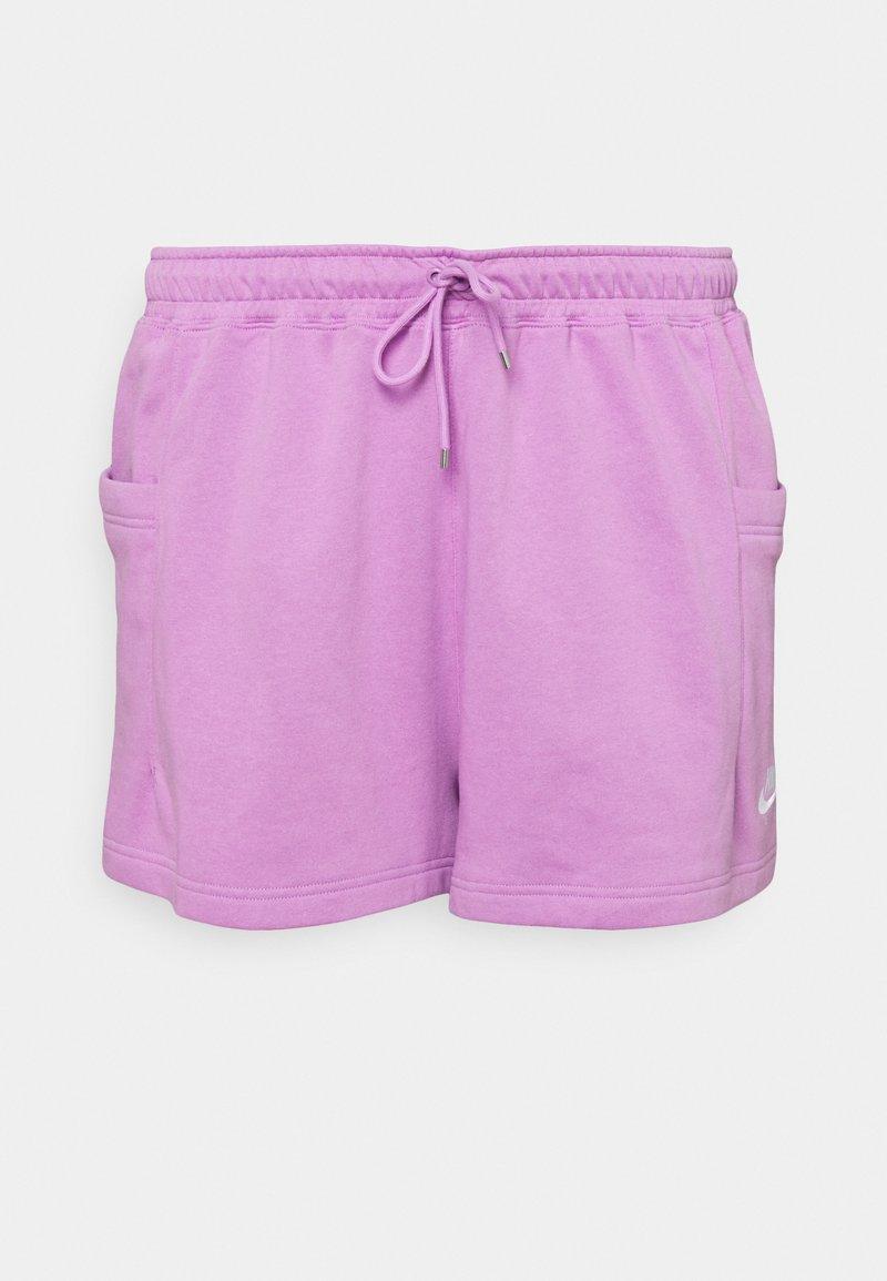 Nike Sportswear - AIR PLUS - Shorts - violet shock/white