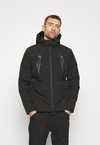 Solid - MANTO - Winter jacket - black - 0