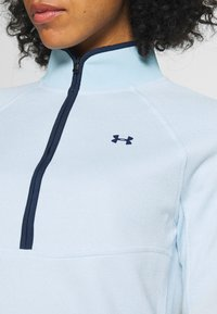 Under Armour - STORM 1/2 ZIP - Pullover - blue frost/blue ink - 6