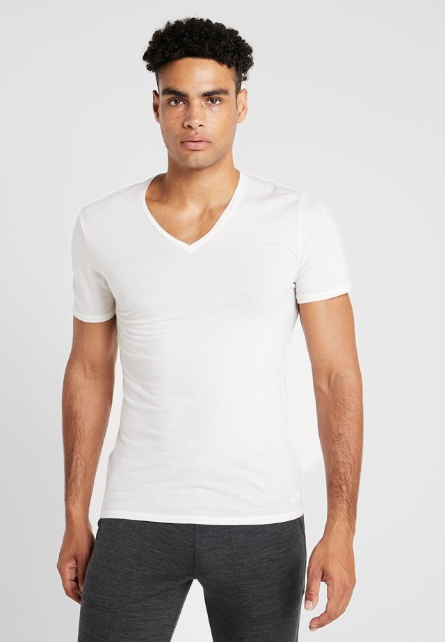 MENS ANATOMICA  - Undershirt - snow