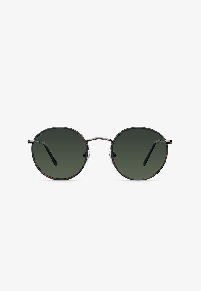 YEDEI - Sunglasses - gunmetal olive
