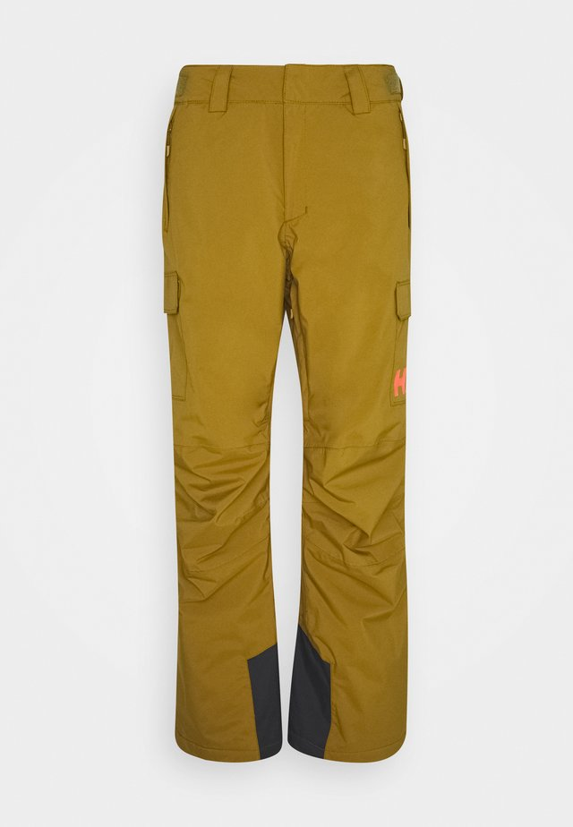 SWITCH INSULATED PANT - Skibukser - uniform green