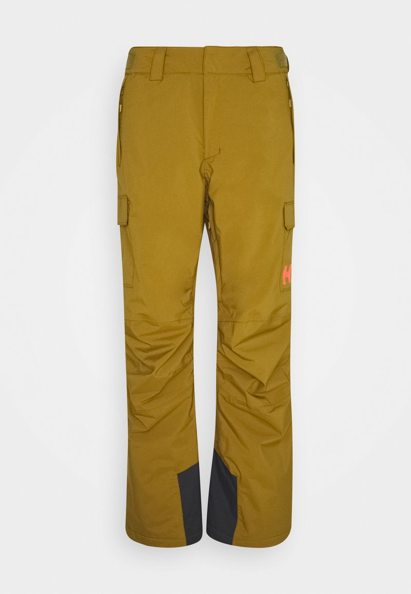 Helly Hansen - SWITCH INSULATED PANT - Skibukser - uniform green