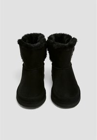 PULL&BEAR - Winter boots - black - 4