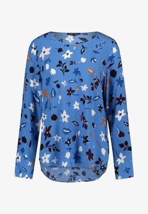 Camiseta de manga larga - blue