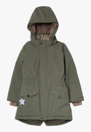 VIBSE JACKET - Winter coat - beetle