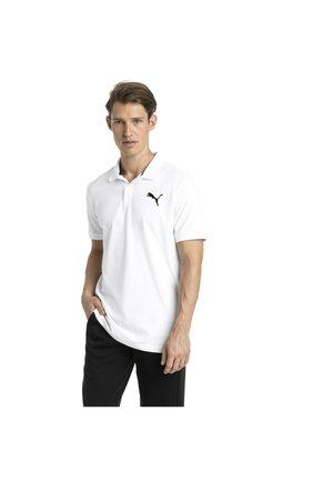 ESSENTIALS - Poloshirt - puma white