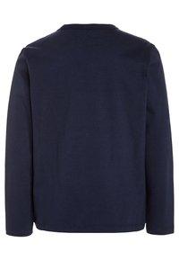 Benetton - Langærmede T-shirts - dark blue - 1