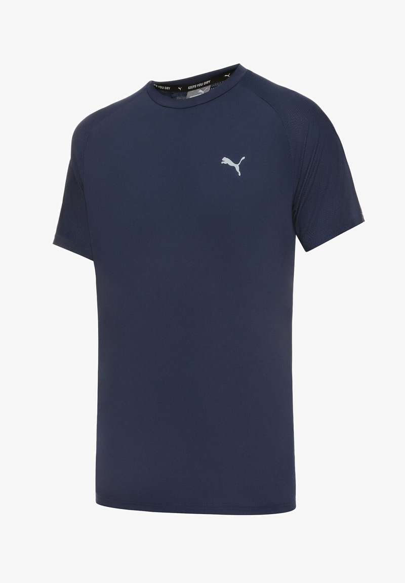 Puma - Sports shirt - peacoat