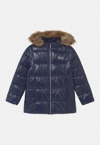 PUFFER - Winter jacket - peacoat
