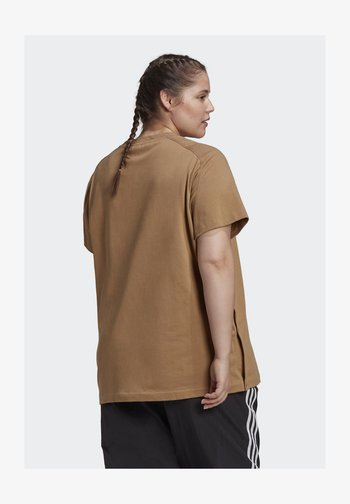 T-shirts med print - cardboard