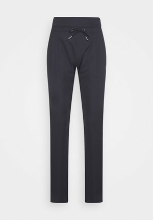 CANDICE - Tracksuit bottoms - squalo