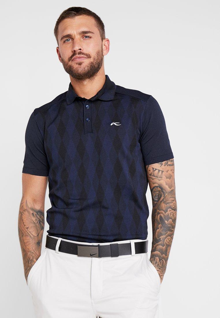 Kjus - MEN FREELITE LINUS - T-shirt de sport - atlanta blue