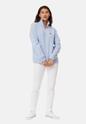 KELLY - Sweatshirt - light blue melange
