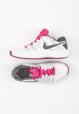 Trainers - white, pink