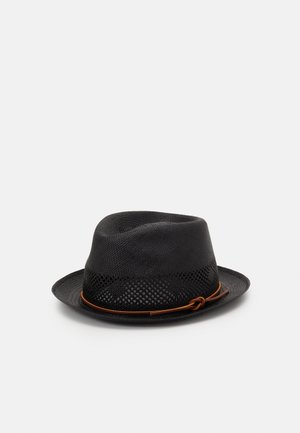 TRILBY PANAMA - Hat - black