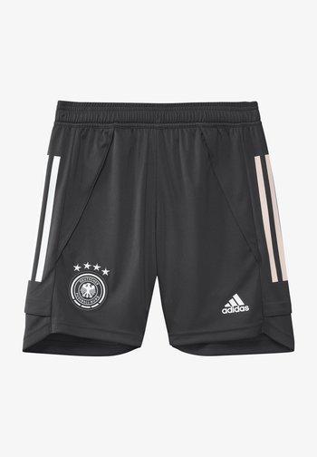 DEUTSCHLAND DFB TRAINING SHORTS - Sports shorts - carbon