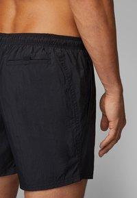 BOSS - OCTOPUS - Swimming shorts - black - 4