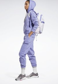 Reebok - MODERN SAFARI PANTS - Tracksuit bottoms - purple - 1