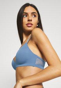 Etam - PURE - T-shirt bra - blue - 4