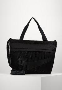 Nike Sportswear - ESSENTIALS - Velká kabelka - black/smoke grey - 1