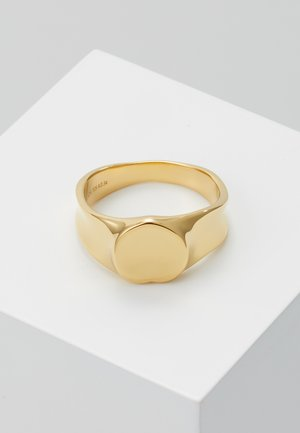 PEACH RING - Prsten - gold-coloured
