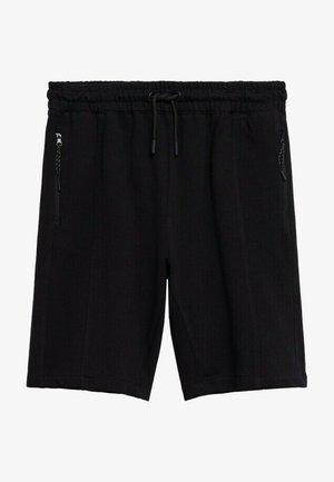 EVAN - Shorts - schwarz