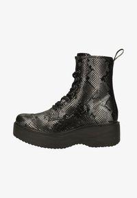 IGI&CO - Platform ankle boots - grey - 0