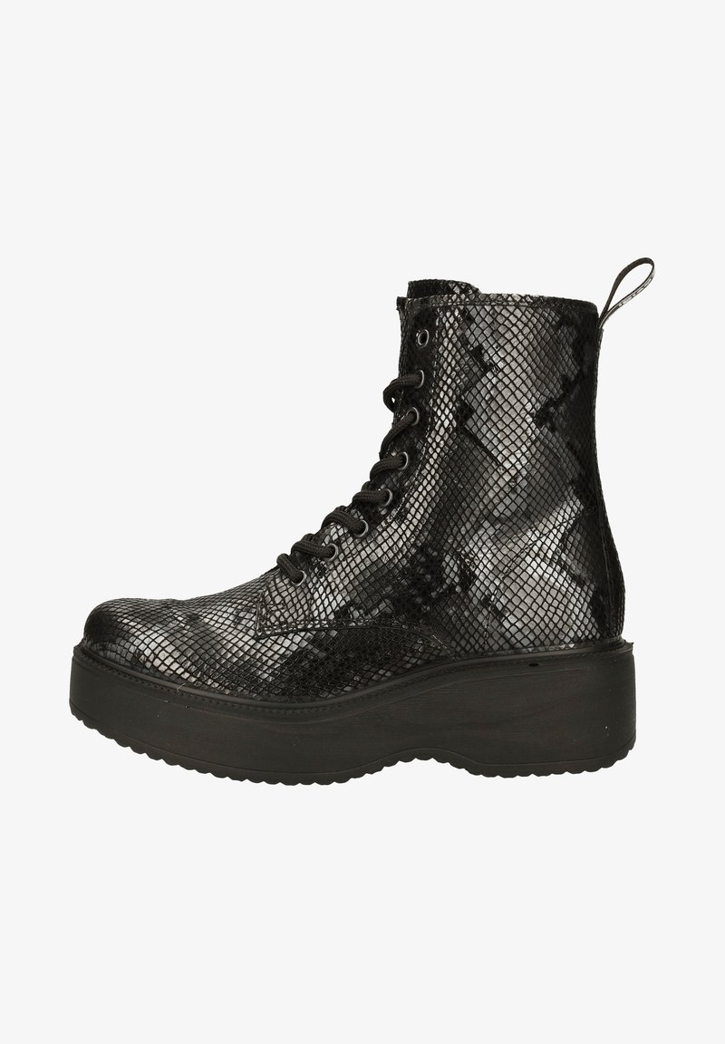 IGI&CO - Platform ankle boots - grey