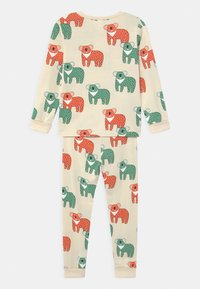 Lindex - MINI KOALA UNISEX  - Pyjama set - light beige - 1