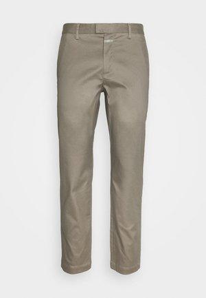 DEVON  - Chino kalhoty - muddy beige