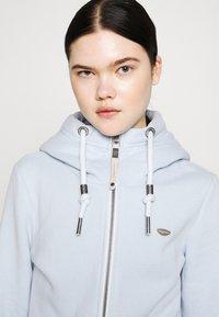 Ragwear - NESKA ZIP - Zip-up hoodie - cloud - 4