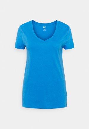 Basic T-shirt - tile blue