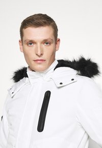 INDICODE JEANS - SMU FRANK - Winter jacket - white - 5