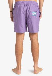 Billabong - ALL DAY - Swimming shorts - lilac - 4