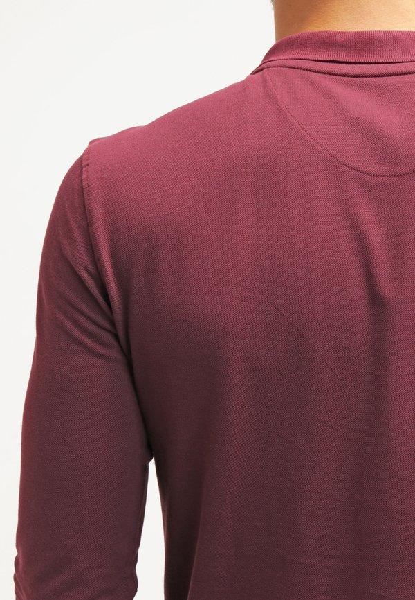 Pier One Koszulka polo - bordeaux/bordowy Odzież Męska SUKW