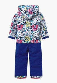 Roxy - PARADISE - Snowsuit - bright white leopold - 2