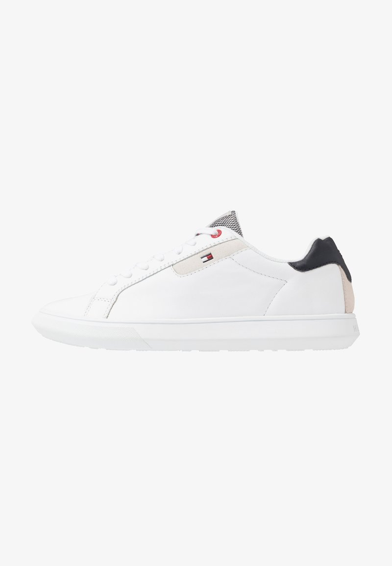 Tommy Hilfiger - ESSENTIAL CUPSOLE - Sneakersy niskie - white