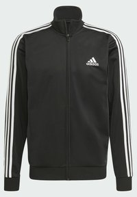 adidas Performance - Trainingsanzug - top:black/white bottom:black/white - 7