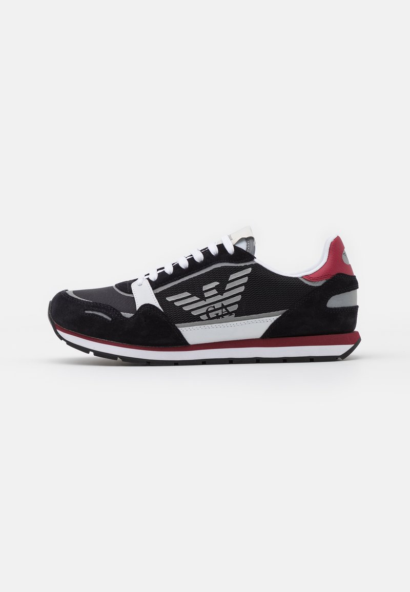 Emporio Armani - Sneaker low - black