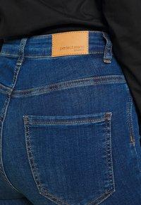 Gina Tricot - HIGHWAIST - Jeans Skinny Fit - dark blue - 5