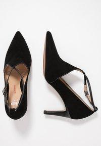 PERLATO - Classic heels - venus noir - 3